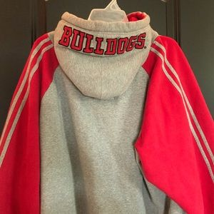 Colosseum Shirts - Georgia Bulldogs Hoodie